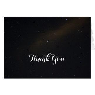Cartes Merci céleste de rêves