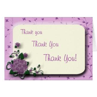 Cartes Merci de Merci
