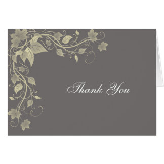 Cartes Merci pour vos condoléances
