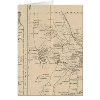 Cartes Merrimack, Litchfield, Wilton, Peterborough PO