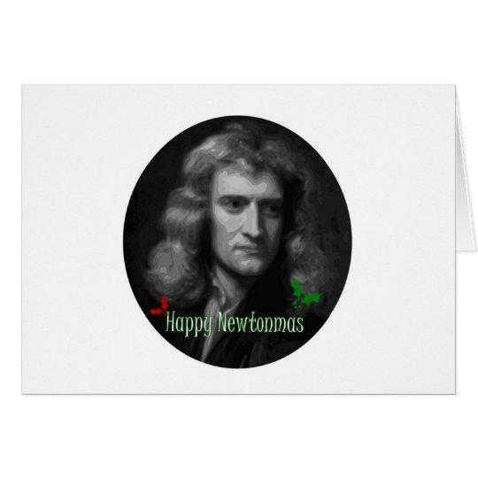 Cartes Merry Newtonmas !