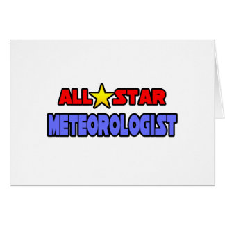 Cartes Météorologiste d'All Star