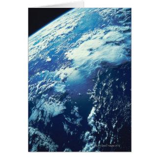 Cartes Mettez à la terre de l'espace 16