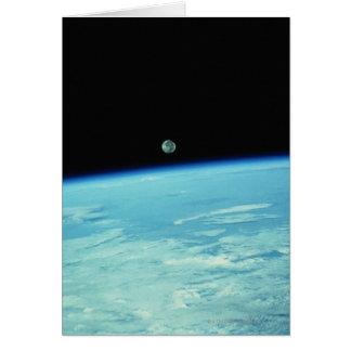 Cartes Mettez à la terre de l'espace 18