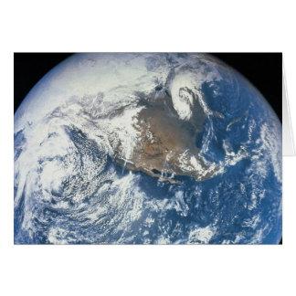 Cartes Mettez à la terre de l'espace 28