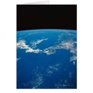 Cartes Mettez à la terre d'un satellite 4