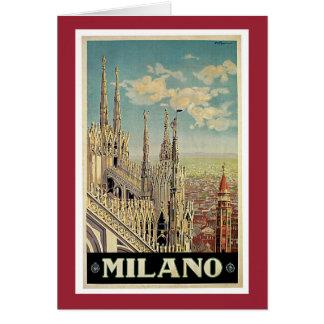 Cartes Milan