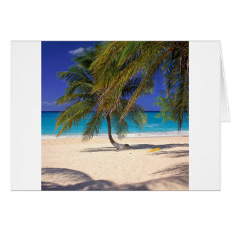 Cartes Mille tropical Grand Cayman de l'île sept
