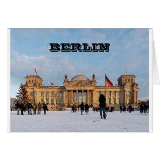 Cartes Milou Reichstag_001.02 (Reichstag im Schnee)
