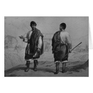 Cartes Mineurs du Chili, gravés par F. Lehnert