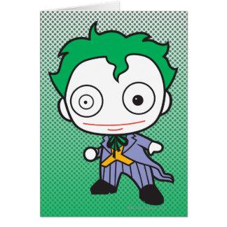 Cartes Mini joker
