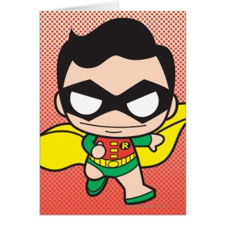 Cartes Mini Robin