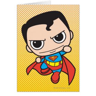 Cartes Mini voler de Superman