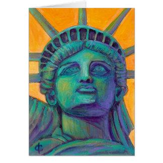 Cartes Mme Liberty