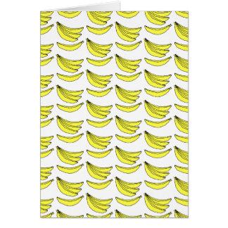 Cartes Modèle de banane