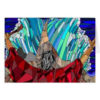Cartes Moïse séparant la Mer Rouge