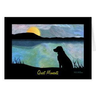 Cartes Moments tranquilles