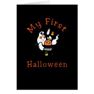 Cartes Mon premier Halloween