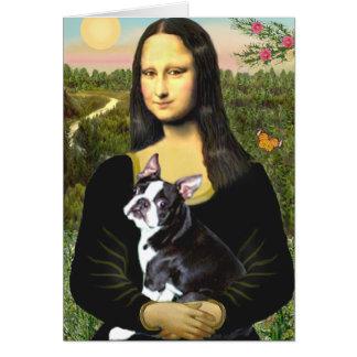 Cartes Mona Lisa - Boston T #4