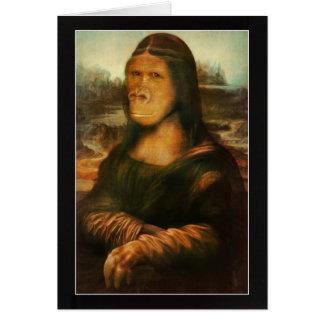 Cartes Mona Rilla aka Mona Lisa