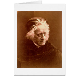 Cartes Monsieur John Frederick William Herschel
