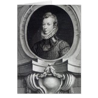 Cartes Monsieur Philip Sidney