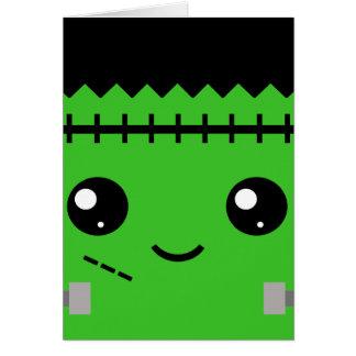 Cartes Monstre de Frankenstein
