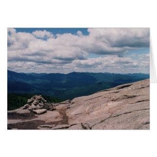 Cartes Montagne de cascade