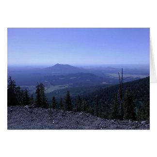 Cartes Montagne de l'Arizona