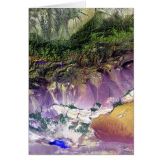 Cartes Montagnes de Bogda, Chine