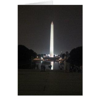 Cartes Monument de Washington