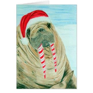 Cartes Morse de Noël