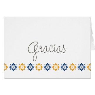 Cartes Mosaico de agradecimiento
