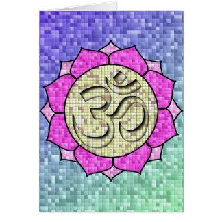 Cartes Mosaïque de l'OM Lotus