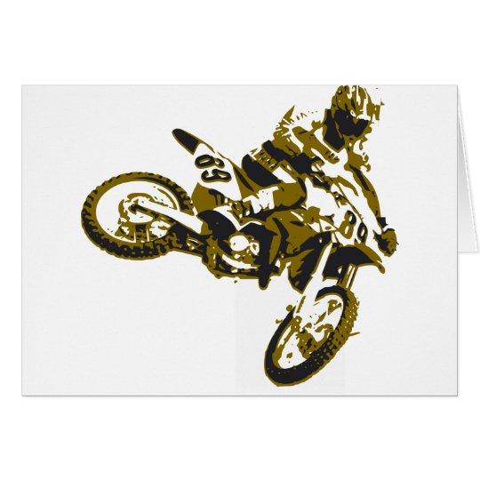 Cartes moto cross