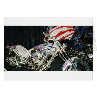 Cartes Moto faite sur commande américaine de VTwin