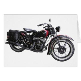 Cartes Moto vintage