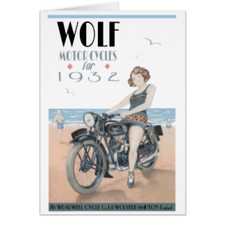 Cartes Motos de loup