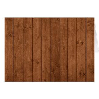 Cartes Mur de grange fait de vieilles planches en bois -