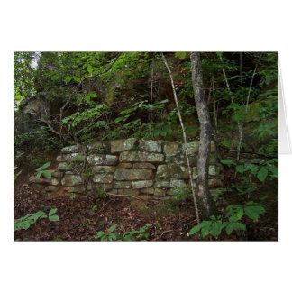 Cartes Mur de roche