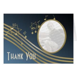 Cartes Musique dans la note de Merci d'air
