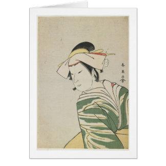 Cartes Nakamura Noshio II comme Tonase, 1795