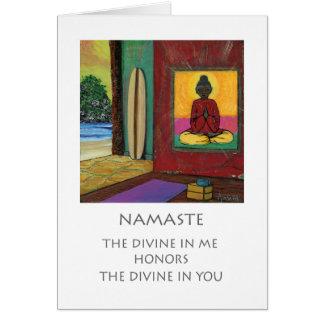 Cartes Namaste