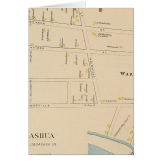 Cartes Nashua, salle 7, Edgeville
