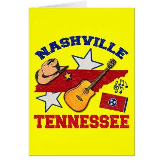 Cartes Nashville, Tennessee