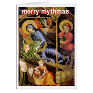 Cartes Nativité de Cthulhu