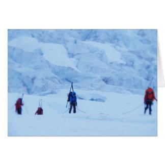 Cartes Navigation du Norris Icefall