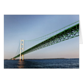 Cartes Navigation sous le pont de Mackinac
