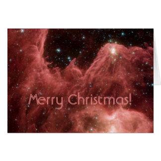 Cartes Nébuleuse d'Eagle, Joyeux Noël !