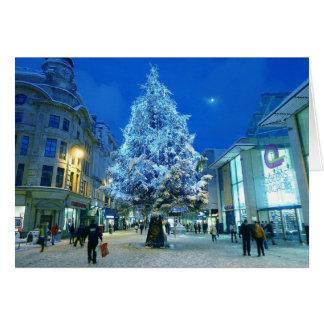 Cartes Neige à Cardiff